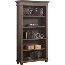 Martin Tuscan 3-shelf Open Bookcase
