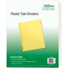 Avery® Office Essentials Insertable Dividers