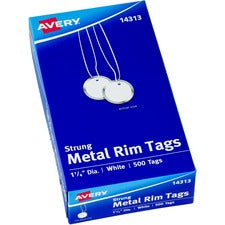 Avery® Metal Rim Tags