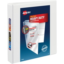 Avery® Heavy-duty View Binder - One Touch EZD Rings