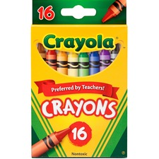Crayola Regular Size Crayon Sets