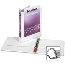 Cardinal EasyOpen ClearVue Locking Slant-D Ring Binder