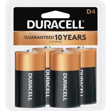 Duracell Coppertop Alkaline D Battery - MN1300