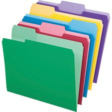 Pendaflex Erasable Tab File Folders