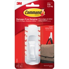 Command™ Large Utility Hook