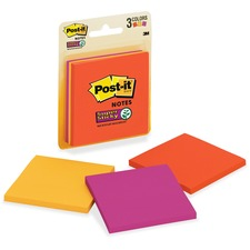 Post-it® Super Sticky Note Pads - Marrakesh Collection