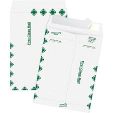 Quality Park Survivor Tyvek First Class Envelopes
