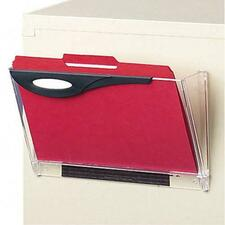 Rubbermaid Magnetic Hot File Pocket
