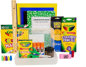 Basic School Supplies Bundle 2021