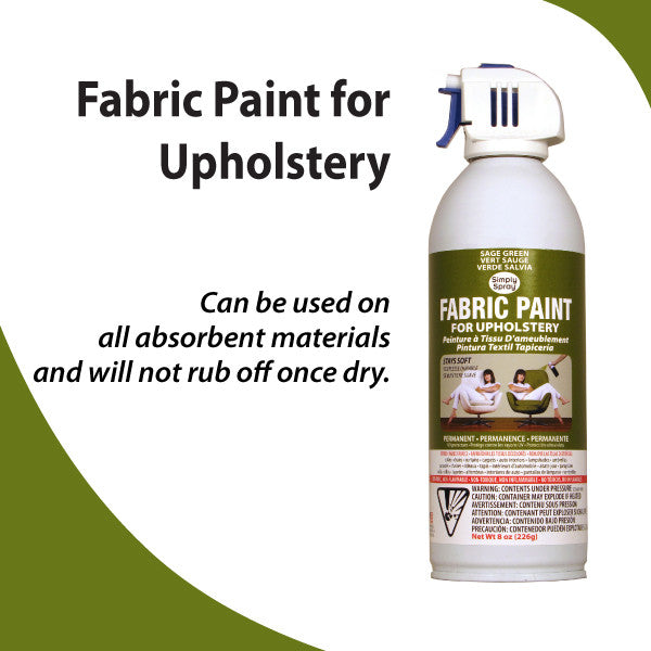 Upholstery Fabric Paint