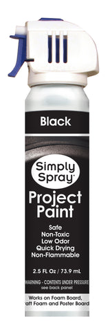 Black Project Paint (2.5oz)