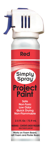 Red Project Paint