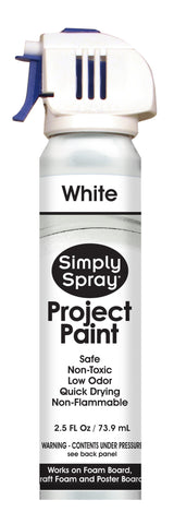 White Project Paint