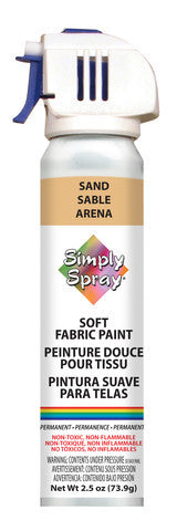 Sand Soft Fabric Paint