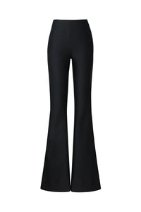 Andrie Black Bell Pants