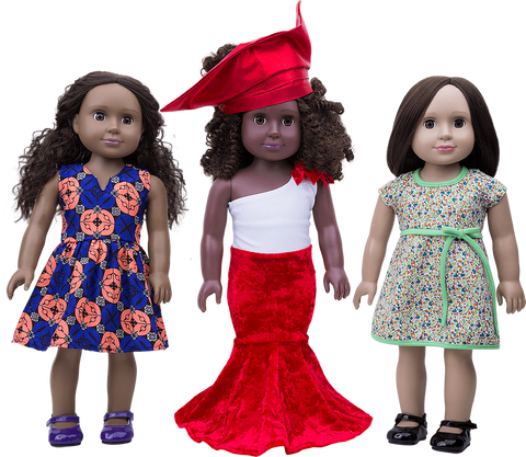 Doll Clothing & Accessories