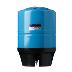 Excelflow 14 GAL Steel RO Storage Tank