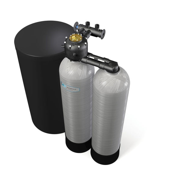 Kinetico Signature Series®735,935,1035 Water Softener Kinetico