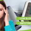 Remedies for Low Blood Pressure or Hypotension