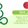 Rajas -- Passionate and Energetic
