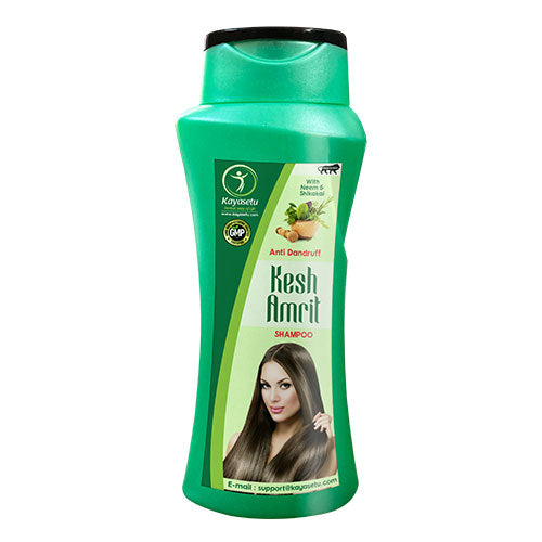 Kesh Amrit: Naturally healthy and fuller hair