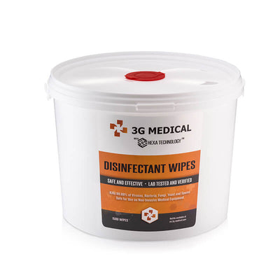 Surface Disinfectant and Sanitising Wipes