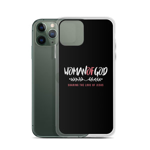"""Woman Of God"" iPhone Case"