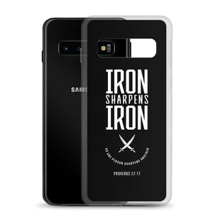"""Iron Sharpens Iron"" Samsung Case"