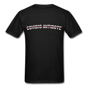 """COVID Antidote Alternative"" - Men's T-Shirts - black"