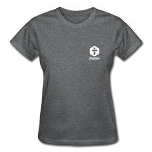 "Load image into Gallery viewer, ""COVID 19 Antidote"" Women's T-Shirt - deep heather"