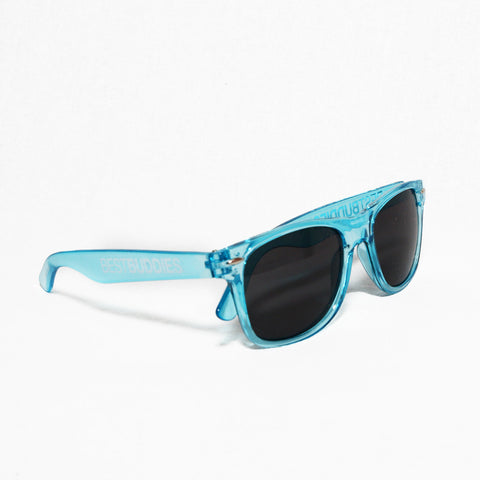 Sunglasses (Translucent Blue)