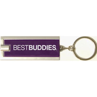 BB Key Chain (Black & Purple)
