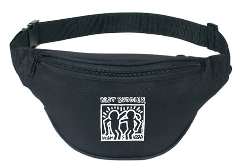 Haring Fanny Pack (Black)