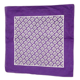Best Buddies Haring Logo Bandana (Purple)