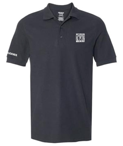 BB Men's Polo (Black)