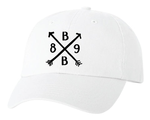Friendship Arrow Hats (White)
