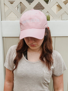 Unapologetic Dad Hat