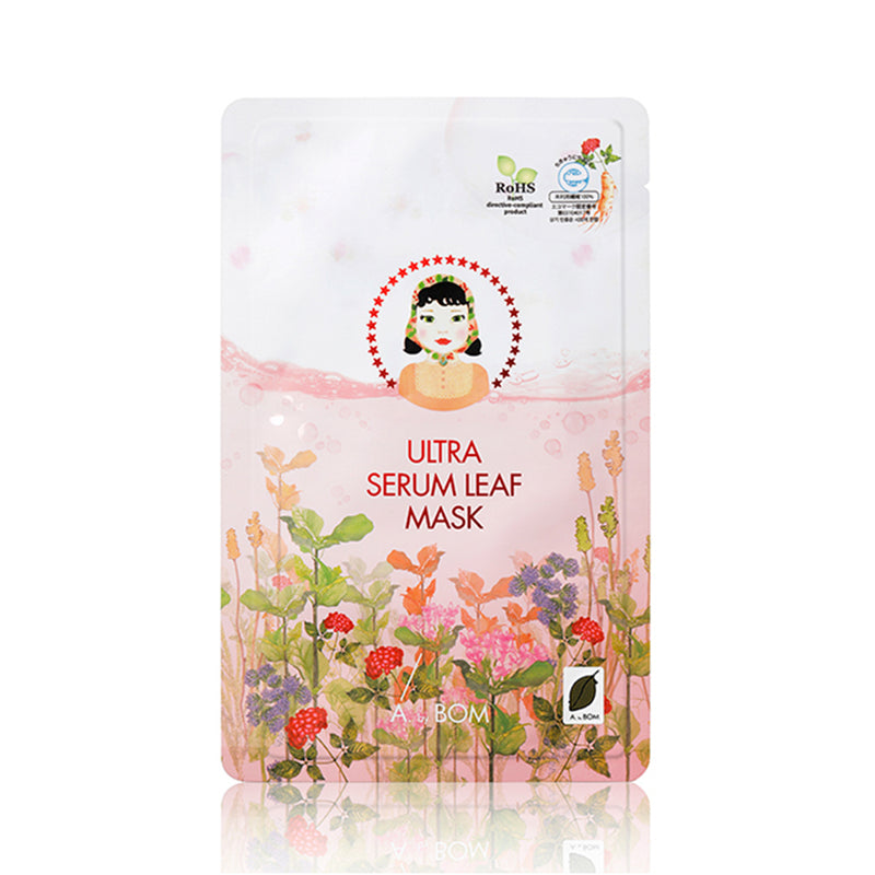 Ultra Serum Leaf Mask (1 Step) - A By Bom - Soko Box