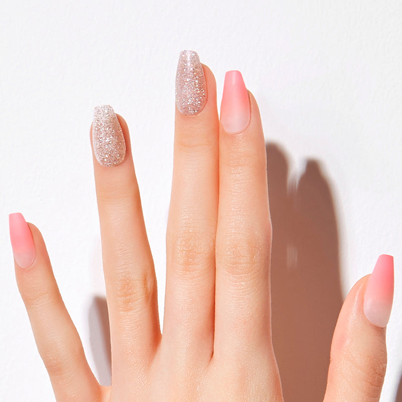 Magic Gel Press Manicure: MDR720CF (Coffin-Super Slim Fit)