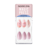 Magic Gel Press Manicure: MDR813ST (Stiletto)