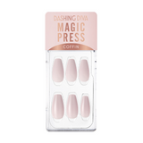 Magic Gel Press Manicure: MDR943CF (Coffin)
