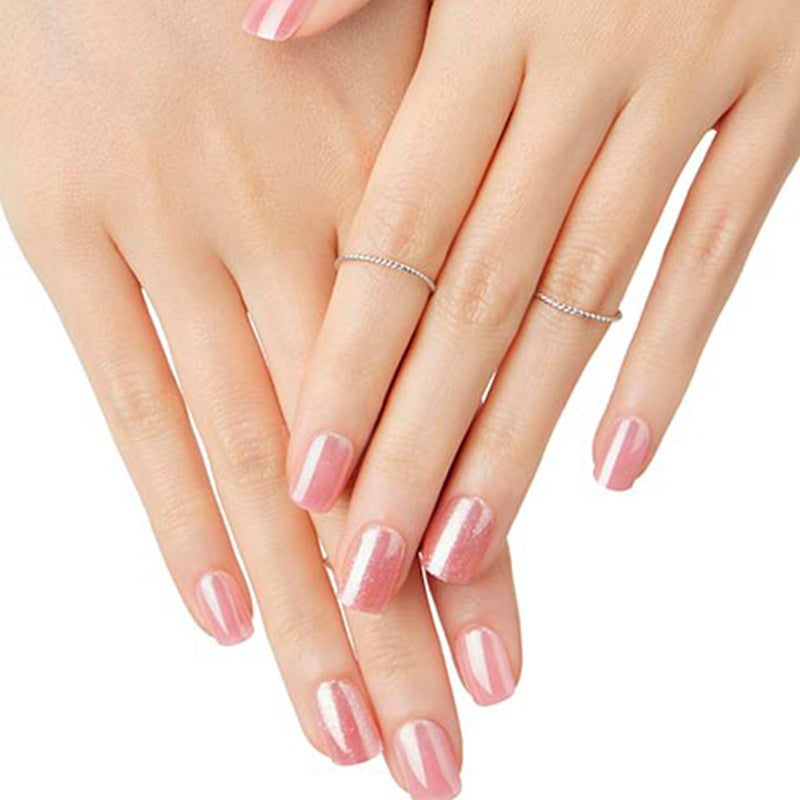 Magic Gel Press Manicure: MJP034 (Slim Fit) - Dashing Diva - Soko Box