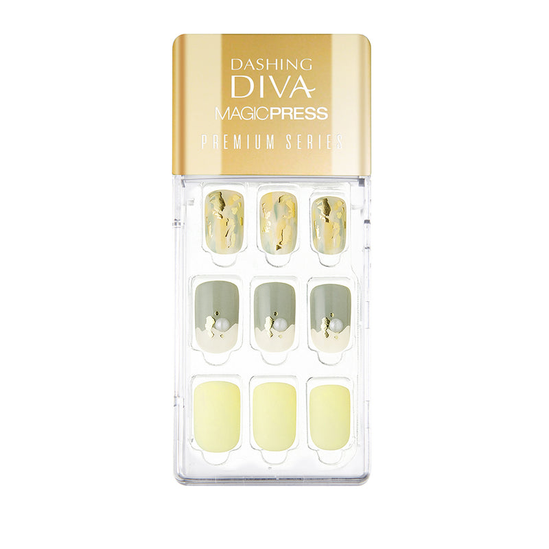 Magic Gel Press Manicure Premium Series: MDR237PR (Regular Fit) - Dashing Diva - Soko Box