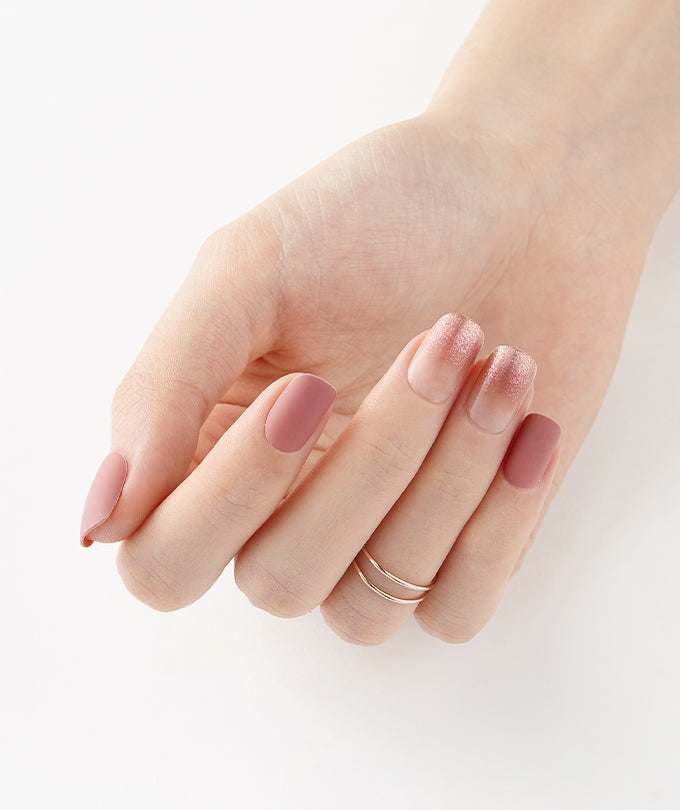 Magic Gel Press Manicure: MDR547 (Super Slim Fit) - Dashing Diva - Soko Box