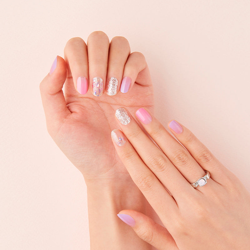 Gloss Gel Nail Strip: GVP160