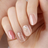 Gloss Gel Nail Strip: GVP285