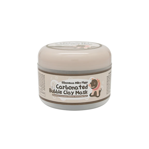 Milky Piggy Carbonated Clay Mask - Elizavecca - Soko Box