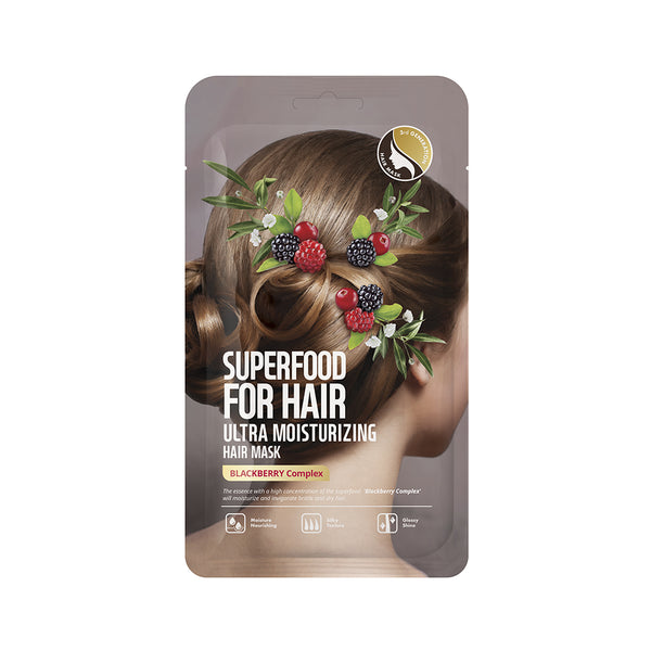 Superfood Ultra Moisturizing Hair Mask - Farmskin - Soko Box