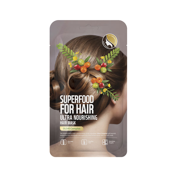 Superfood Ultra Nourishing Hair Mask - Farmskin - Soko Box