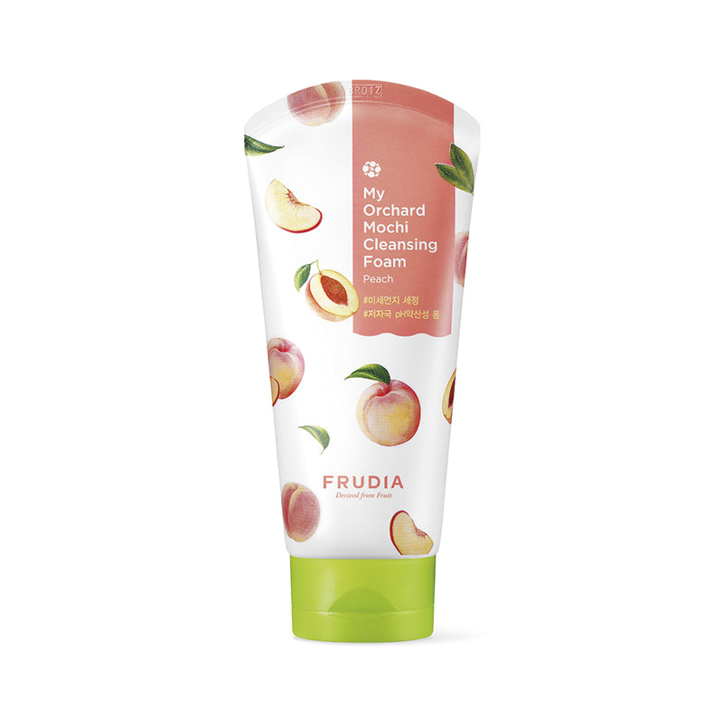 Peach Cleansing Foam (Weak acid) - Frudia - Soko Box